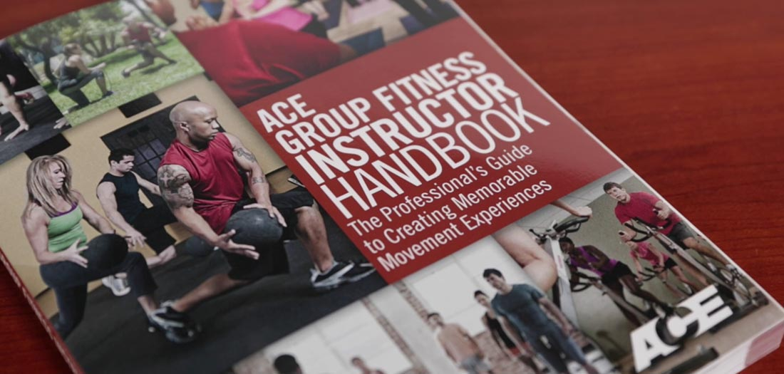 What's New in the ACE Group Fitness Instructor Study Experience