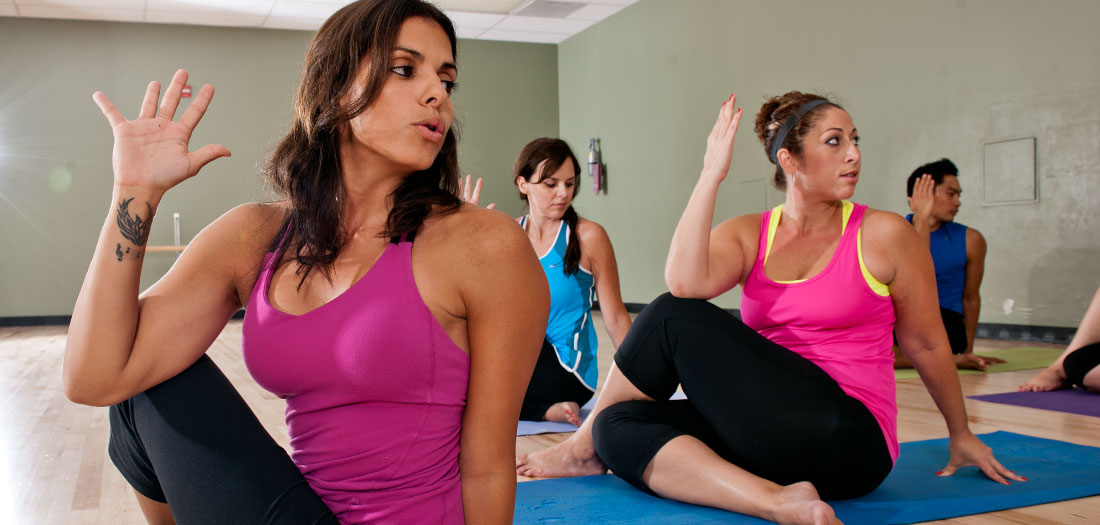 10 Reasons I Love Being a Group Fitness Instructor