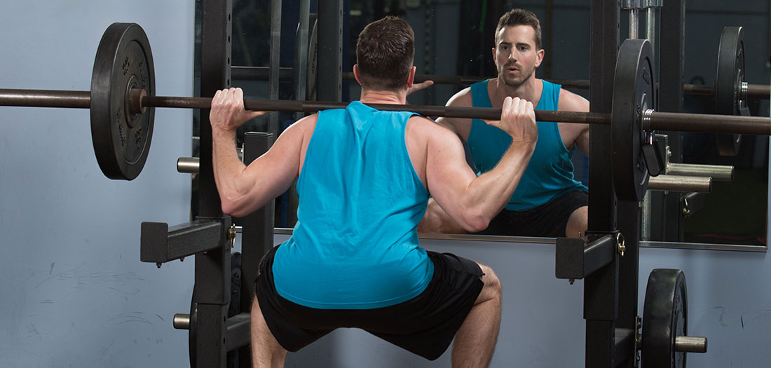 5 Variations of the Body-weight Squat