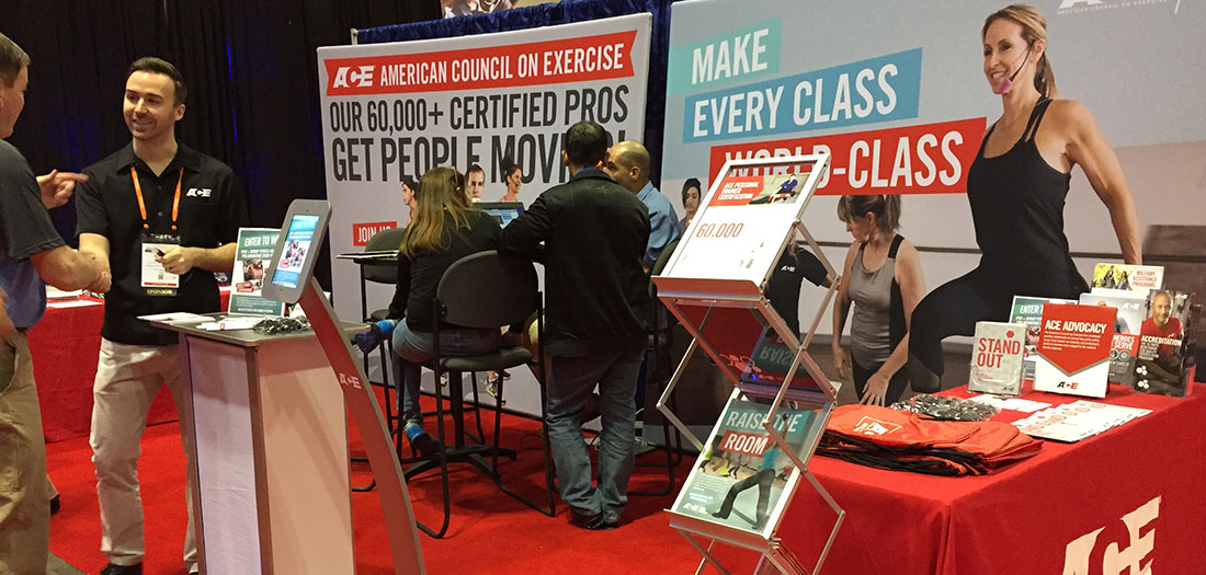 Top Sightings at IHRSA 2016 | Pete McCall | Expert Articles | 3/30/2016