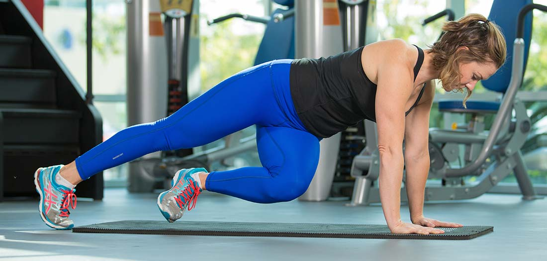 Improve Spine Health With These Core-strengthening Moves
