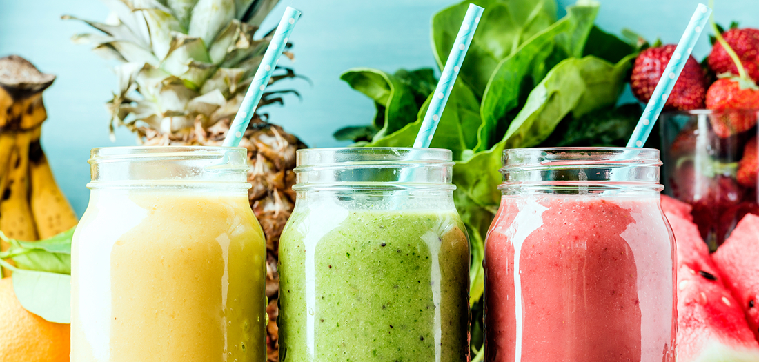 4 Super Summer Smoothie Recipes