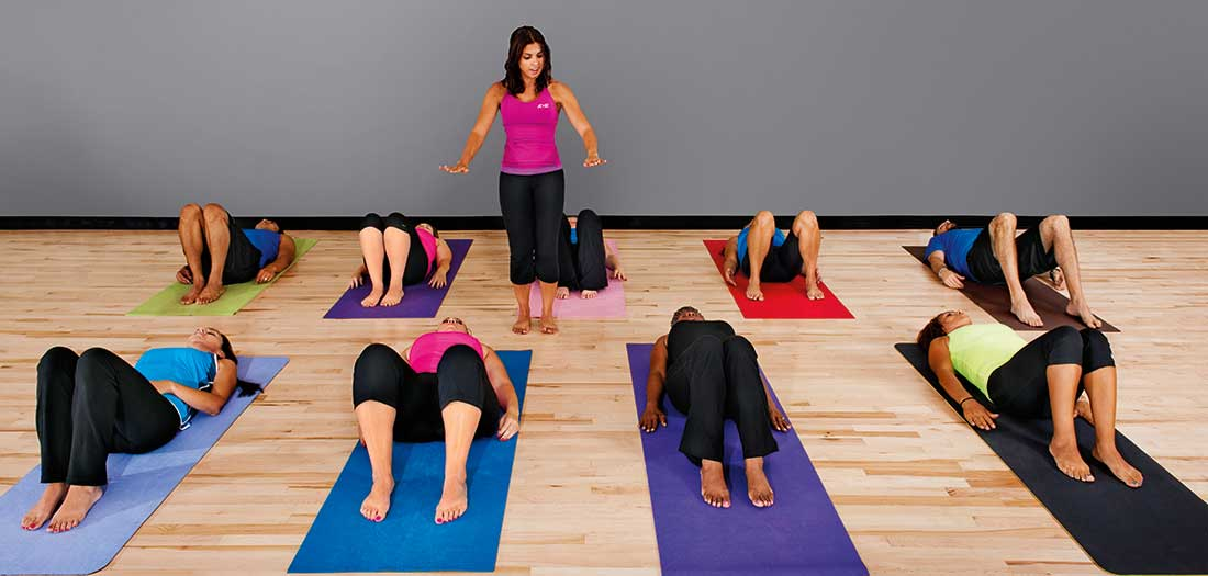 5 Signs You'd Make a Great Group Fitness Instructor