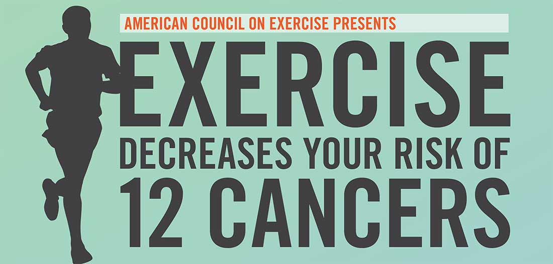 How Exercise Lowers Risks of Cancer