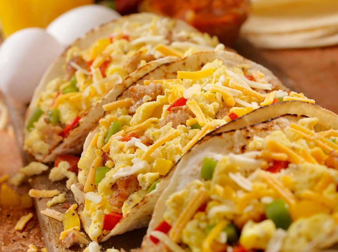 Oatmeal or Breakfast Tacos