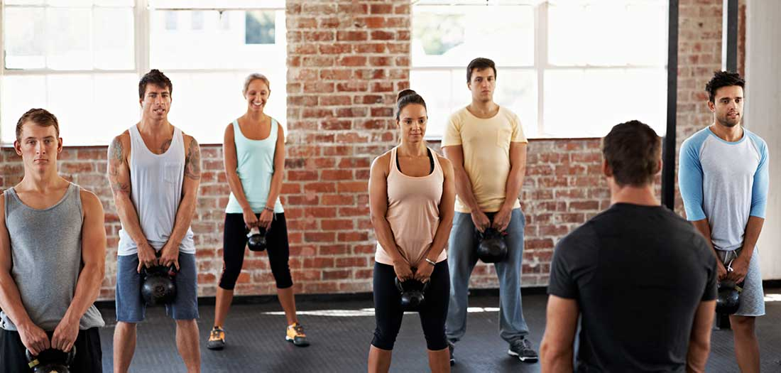how to dominate your group fitness class
