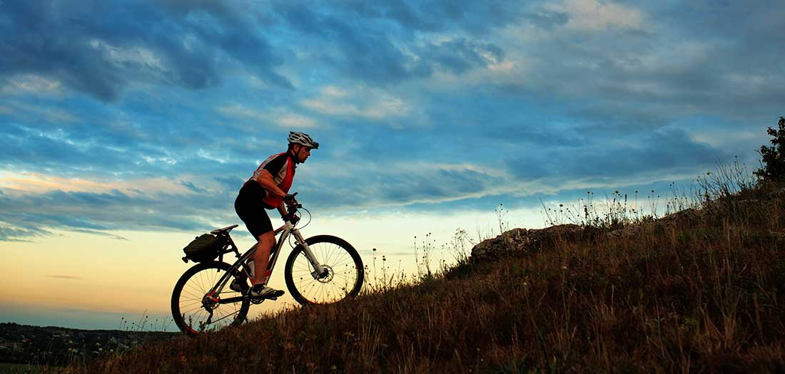 Get Faster on the Bike with Interval Training