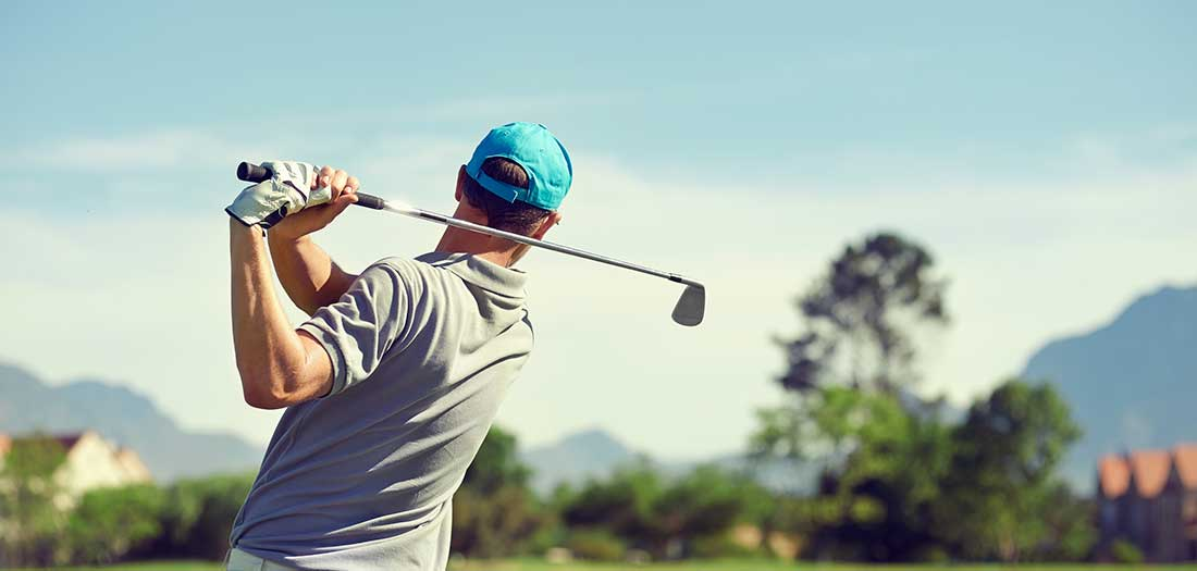 Why Strong Glutes are Key To Your Golf Swing
