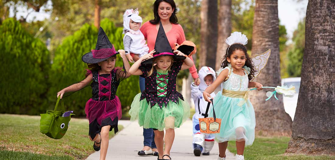 7 Healthier Halloween Treats Kids will Actually Love