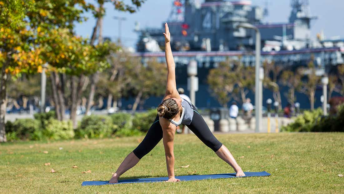 Yoga Poses to Pair with Your High Intensity Interval Training