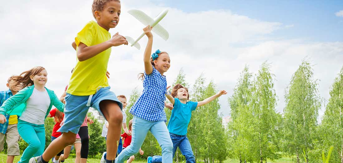 3 Essential Movements for Your Kids