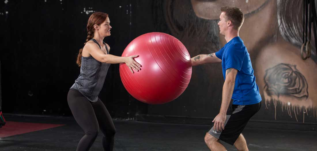 6 Calorie-blasting Partner Exercises