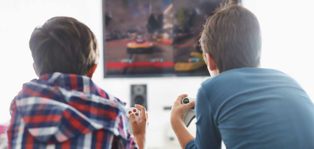 Getting Kids Moving: How to Compete With Video Games