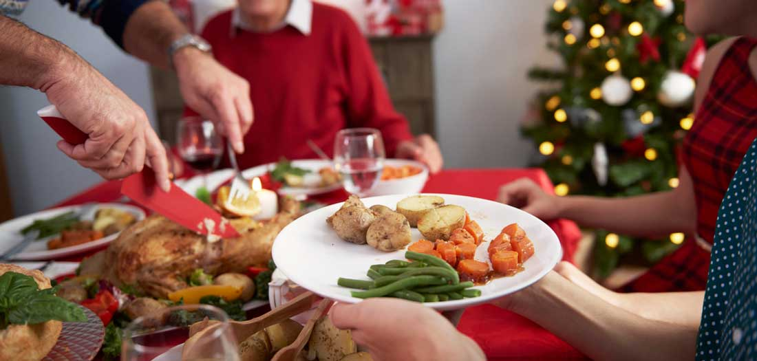 Healthy Appetite Reducers for the Holiday Season