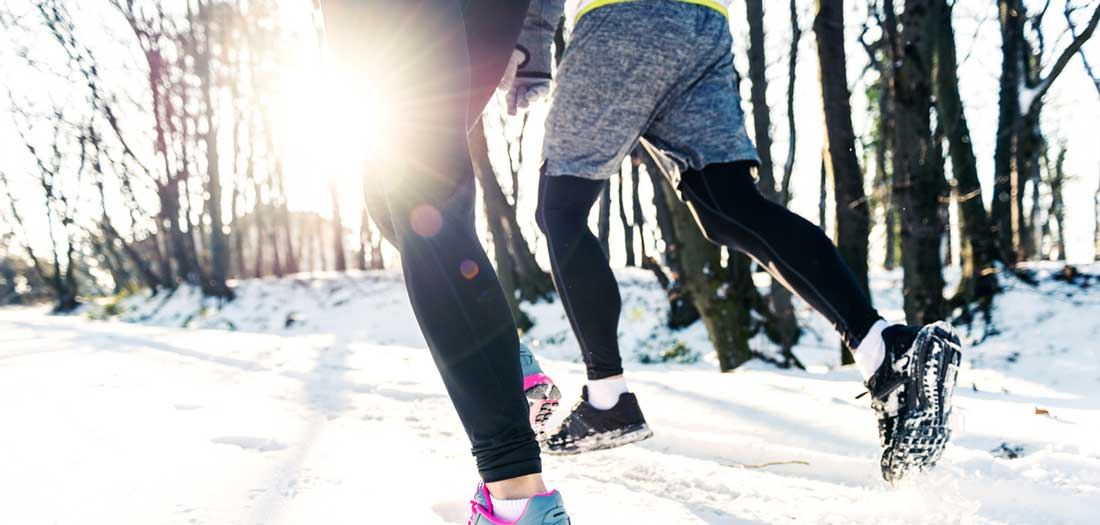 Embrace the Cold: How to Get in a Workout in Below-freezing Temperatures