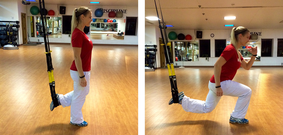 TRX Metabolic Blast Workout