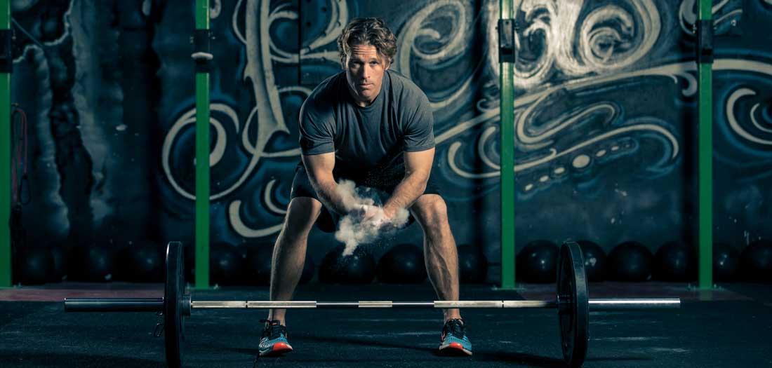 One Weight Workout Series: The Barbell
