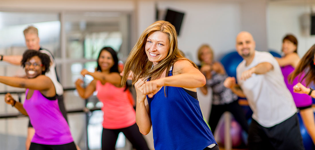 Targeting 4 Dimensions of Health in your Group Fitness Class