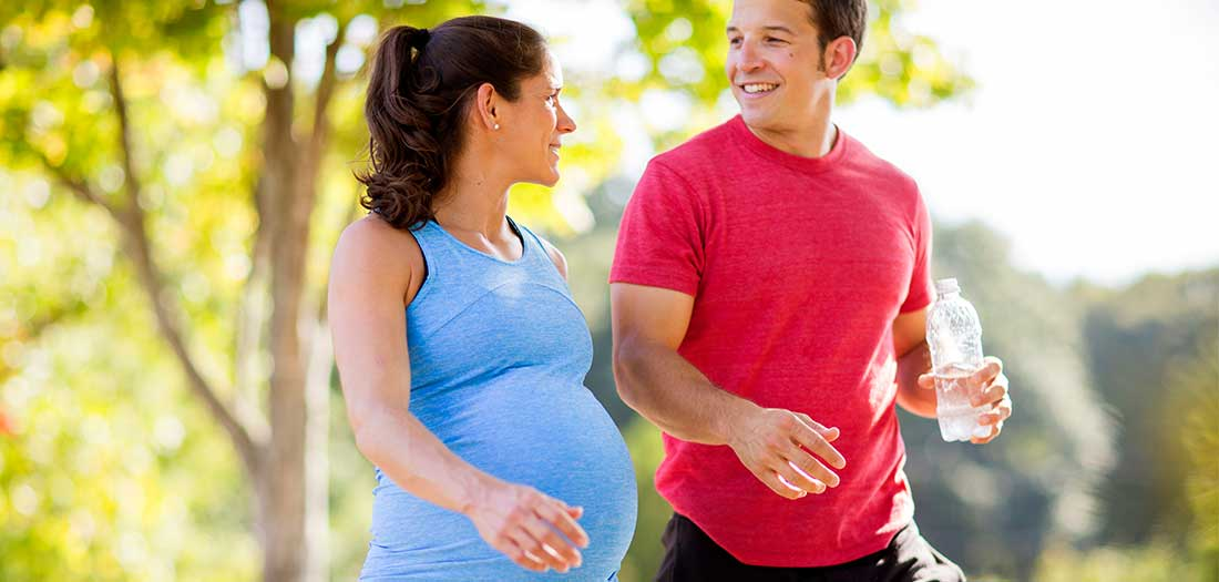 5 Reasons Walking is the Best Exercise During Pregnancy