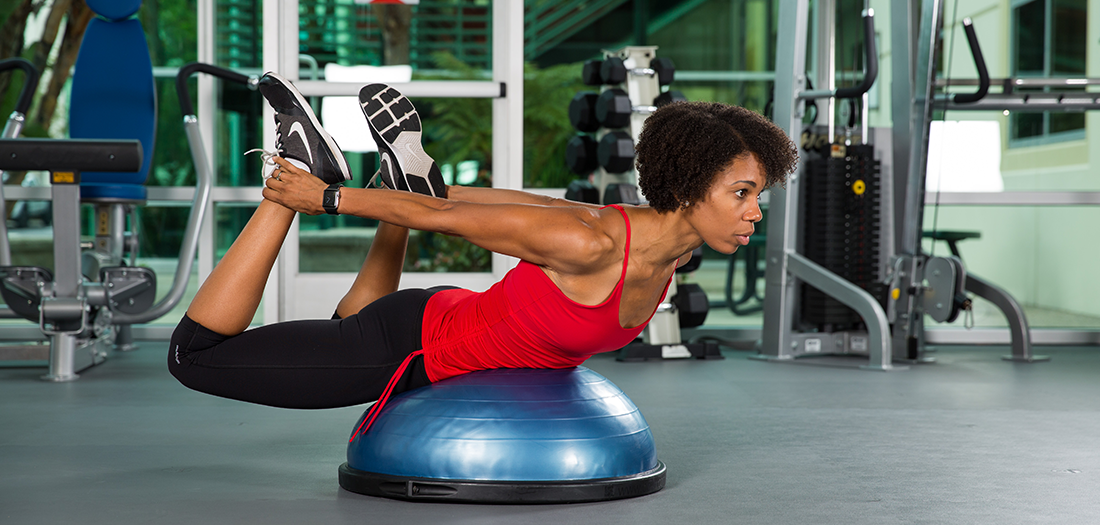 5 Full-body BOSU Exercises Favorited By Master Trainers