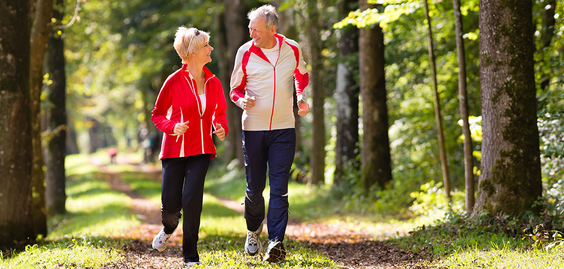 The Secret to Aging Gracefully - Get Moving!