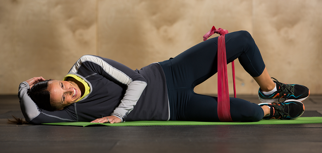 8 Hip-strengthening Exercises Using the Versa Loop
