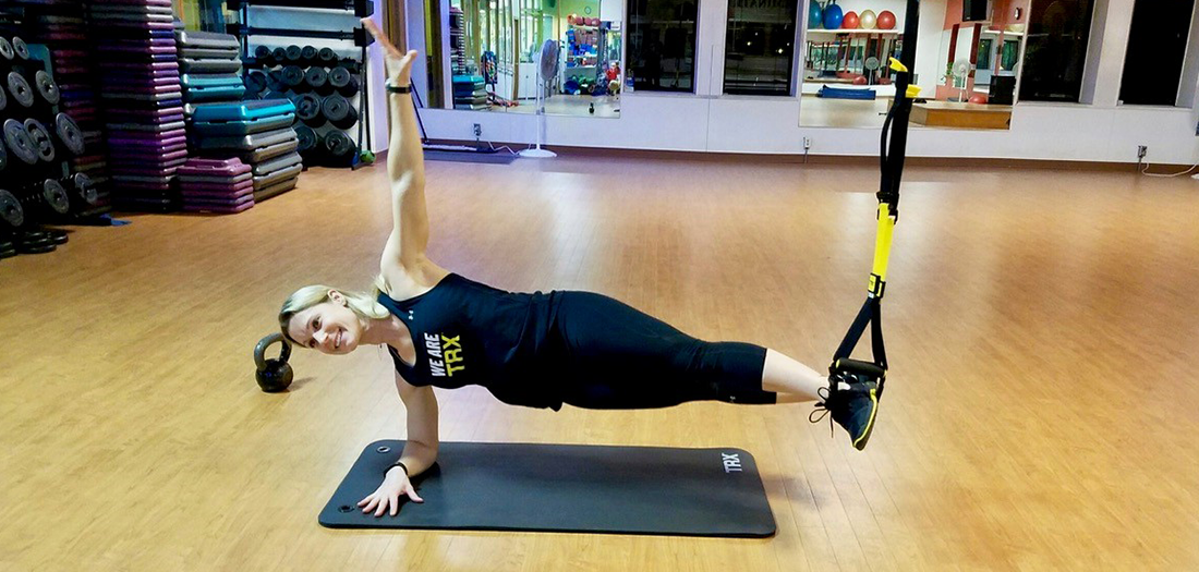 TRX Bodybuilding: 6 TRX Exercises for Increasing Muscle Mass