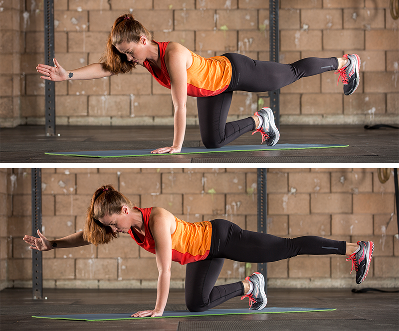 Lower Back Bodyweight Exercises Ace