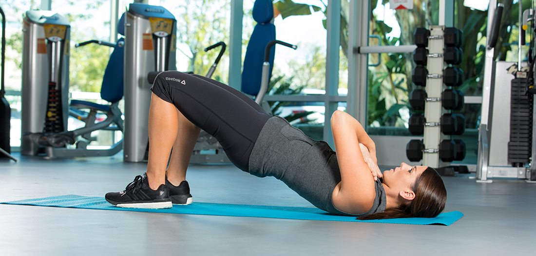 8 Butt-toning Moves