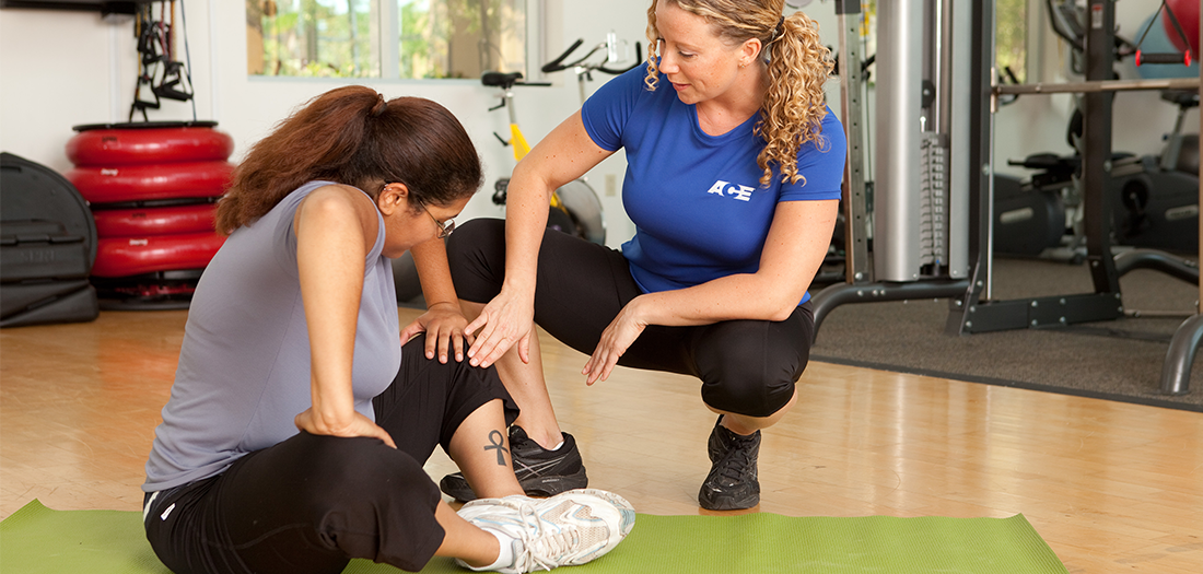 How to Train a Client with Chronic Injuries