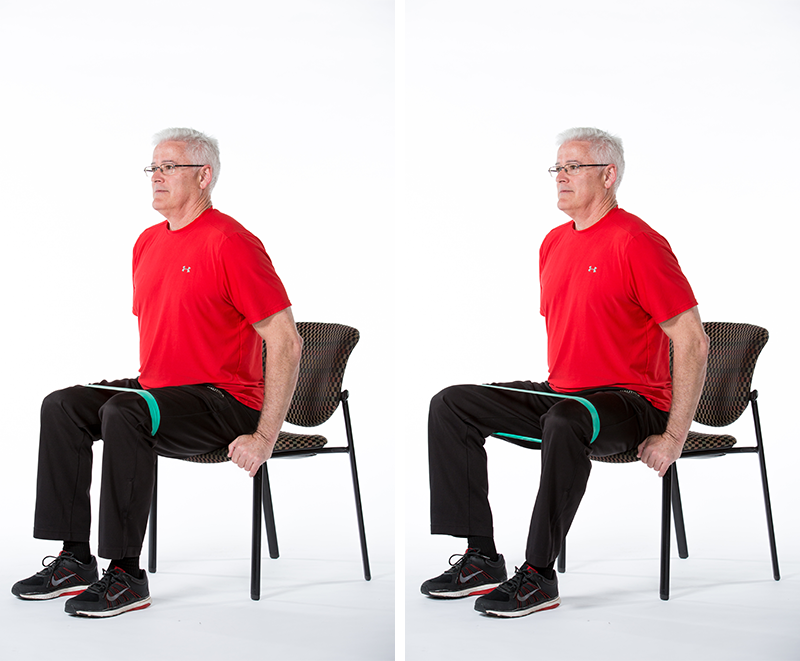 Chair Exercises For Older Adults 5 For Strength Flexibility Balance
