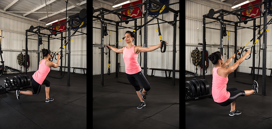 5 TRX Exercises to Improve Balance