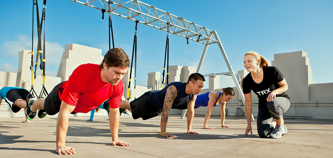 Would You Make a Better Trainer or Group Fitness Instructor?