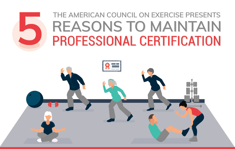 5 Reasons To Maintain Your Professional Certification