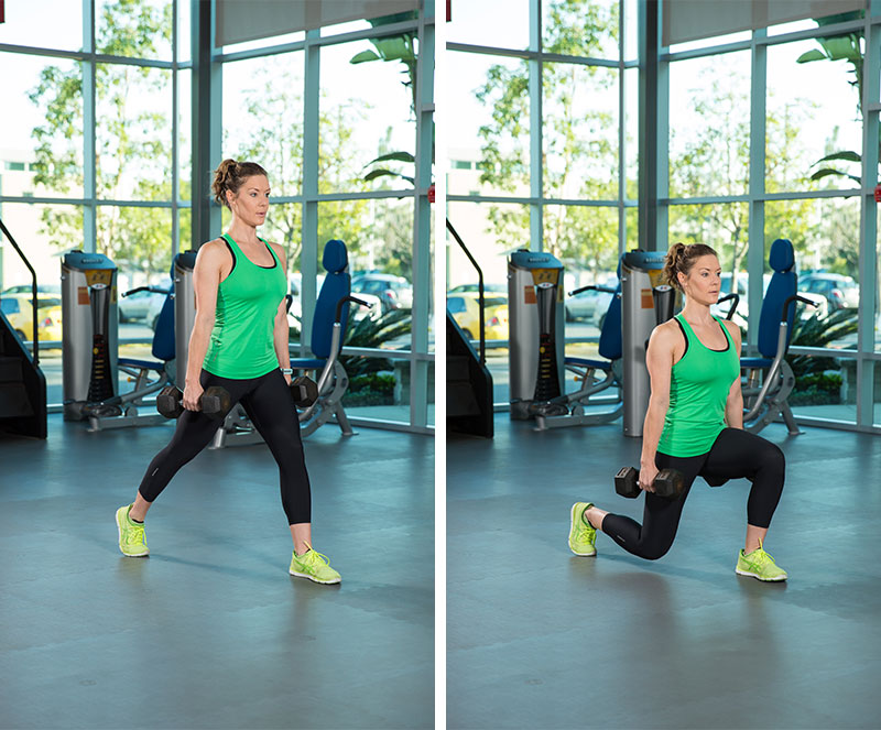 weighted-lunges-better-butt