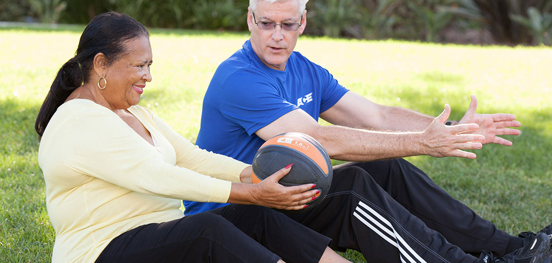 Functional Exercises for Active Aging