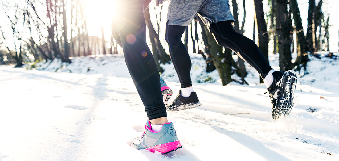 Keeping Cold-weather Physical Activity Safe