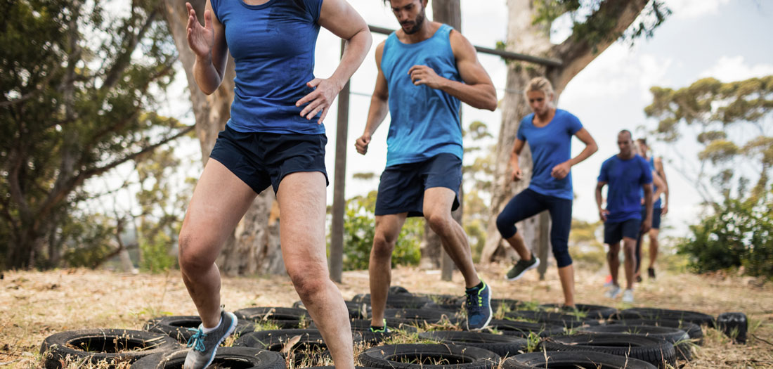 The Role of Fitness in Our Nation's Safety