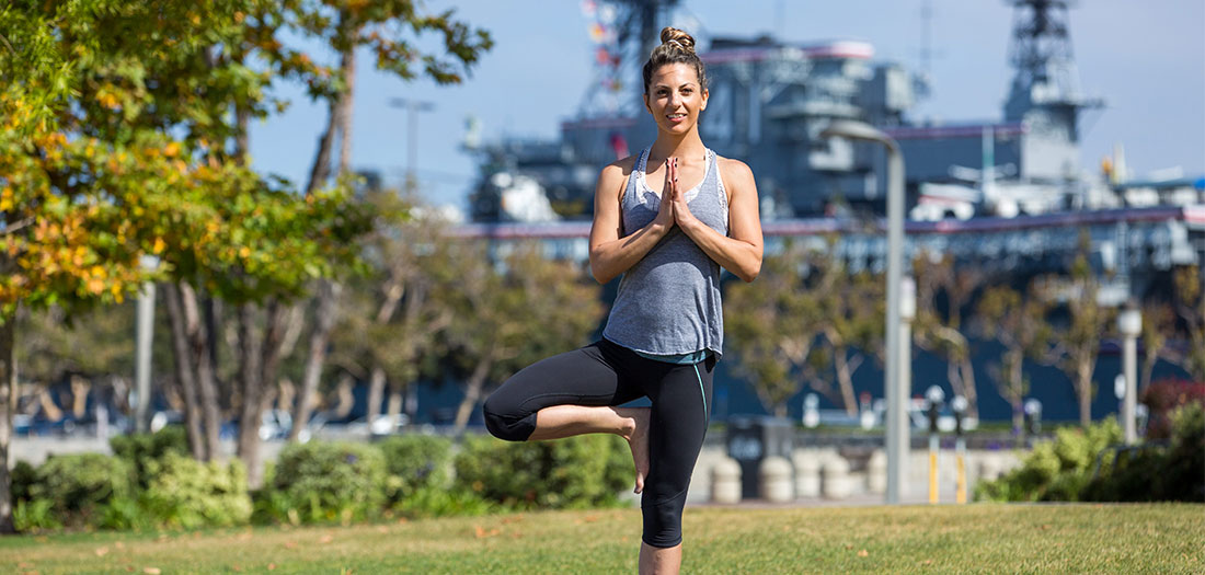 4 Easy Yoga Flows to Include in Your Group Fitness Class