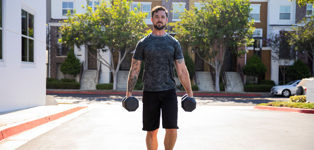 Strongman Exercises That Work Great for Fitness Clients