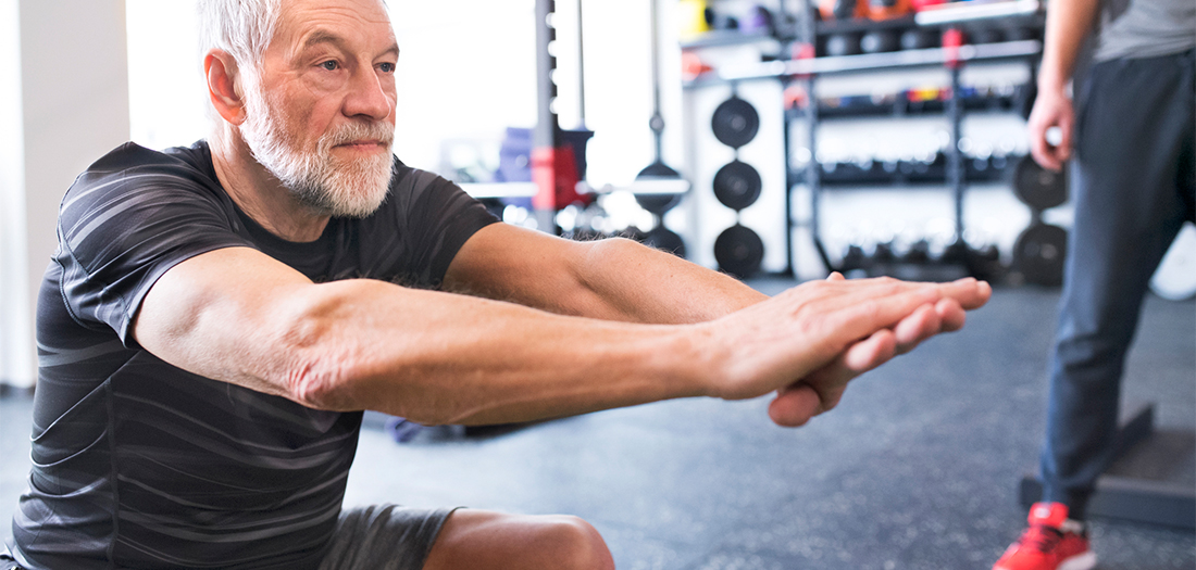 Power Training for Active Agers