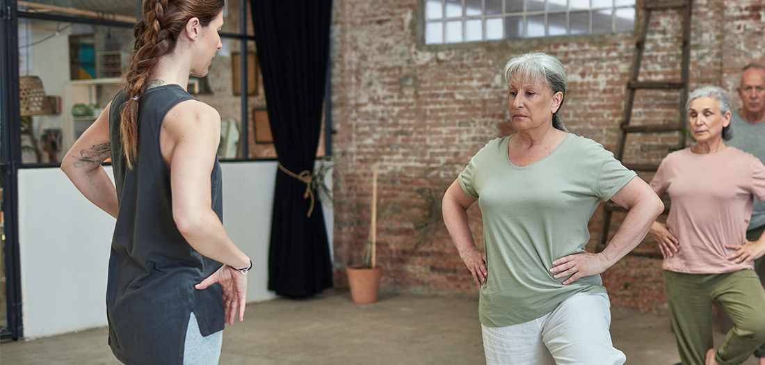 Balance Training: Should Your Client's Age Affect Your Programming?