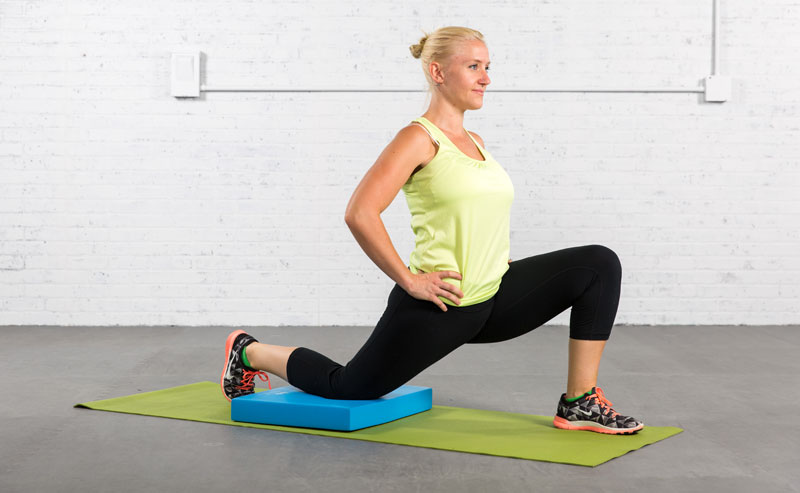 3 Stretches for Opening Up Tight Hips