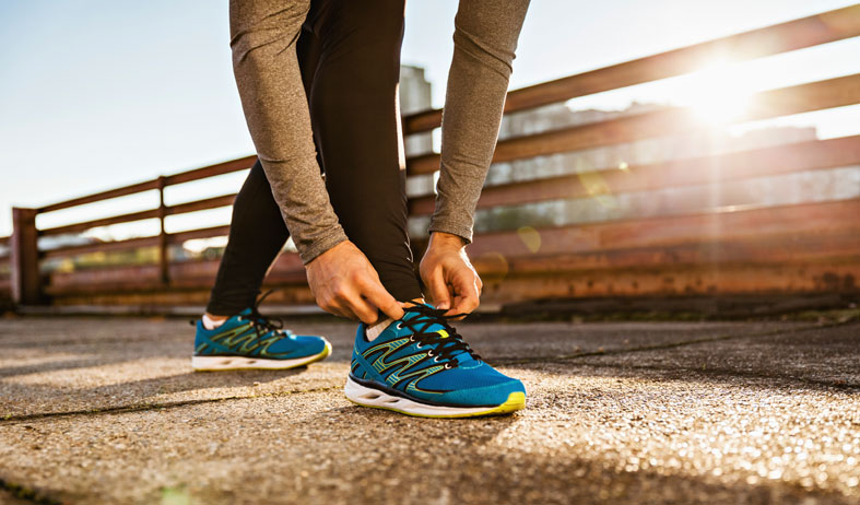 Are You Wearing the Right Shoes For Your Workout?