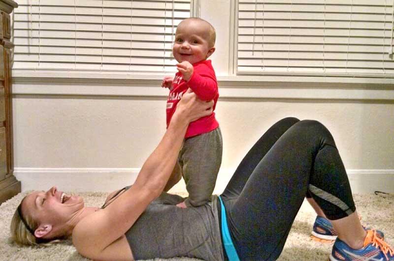 Bouncing Baby Core Brace