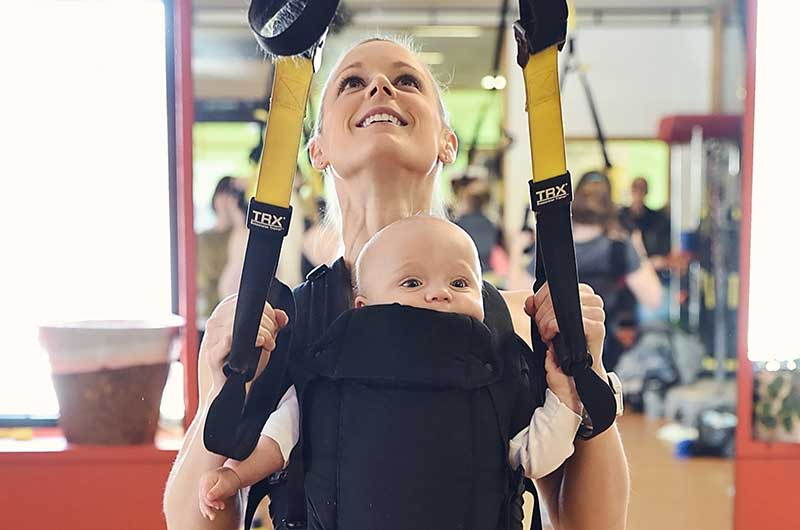 Parent-Baby Workout