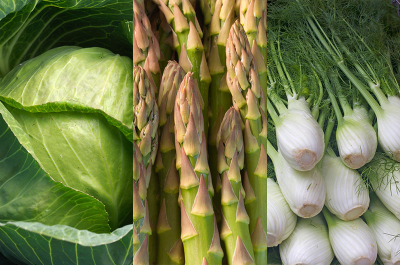 3 Spring Veggies to Spring Clean Your Body