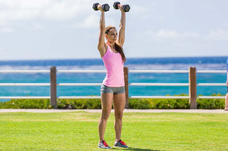 Weight Training Tips for a Strong and Healthy Summer Body
