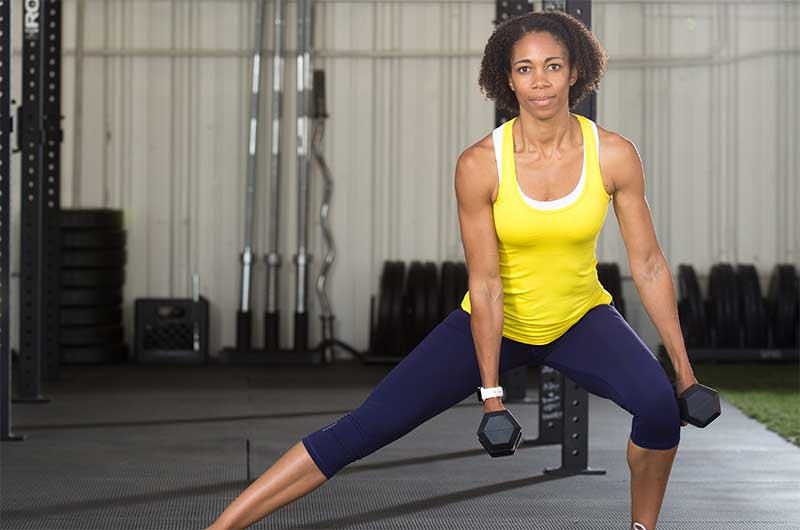 Build your Glutes with this Strength Training Routine