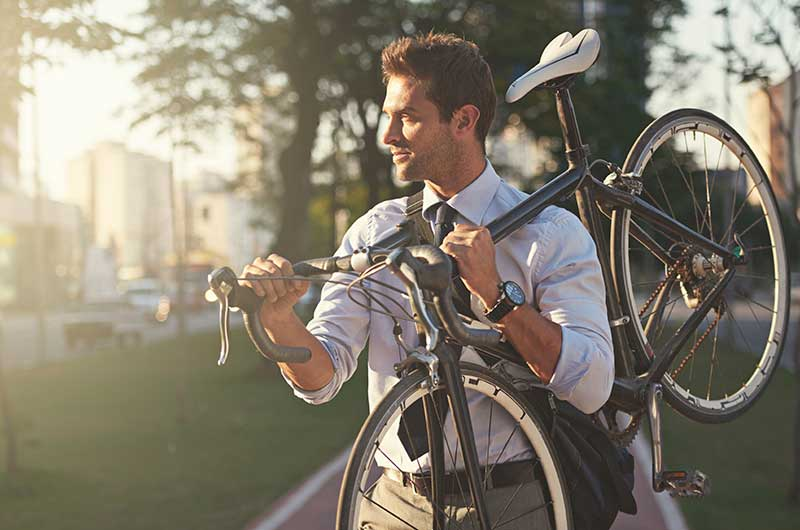 7 Reasons to Bike to Work